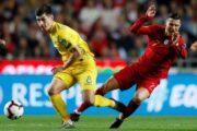 Прогноз на футбол: Украина – Португалия, Квалификация Евро-2020, группа B, 8 тур (14/10/2019/21:45)