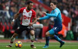 Прогноз на футбол: Арсенал – Саутгемптон, Англия, АПЛ, 13 тур (23/11/2019/18:00)