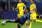 Прогноз на футбол: Боруссия Дортмунд — Интер, Лига Чемпионов, Групповой этап, 4-ый тур (05/11/2019/23:00)