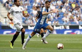 Прогноз на футбол: Эспаньол – Валенсия, Испания, Ла Лига, 12 тур (02/11/2019/15:00)
