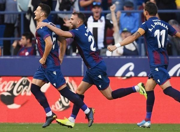 Прогноз на футбол: Леванте – Мальорка, Испания, Ла Лига, 14 тур (22/11/2019/23:00)