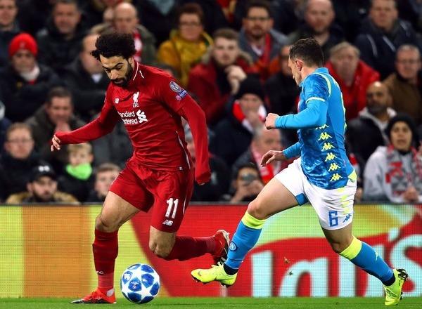 Прогноз на футбол: Ливерпуль — Наполи, Лига Чемпионов, Групповой этап, 5-ый тур (27/11/2019/23:00)
