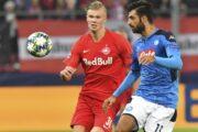 Прогноз на футбол: Наполи — Зальцбург, Лига Чемпионов, Групповой этап, 4-ый тур (05/11/2019/23:00)