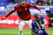 Прогноз на футбол: Осасуна – Алавес, Испания, Ла Лига, 12 тур (03/11/2019/18:00)