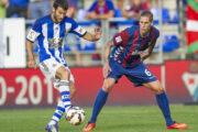 Прогноз на футбол: Реал Сосьедад – Эйбар, Испания, Ла Лига, 15 тур (30/11/2019/18:00)