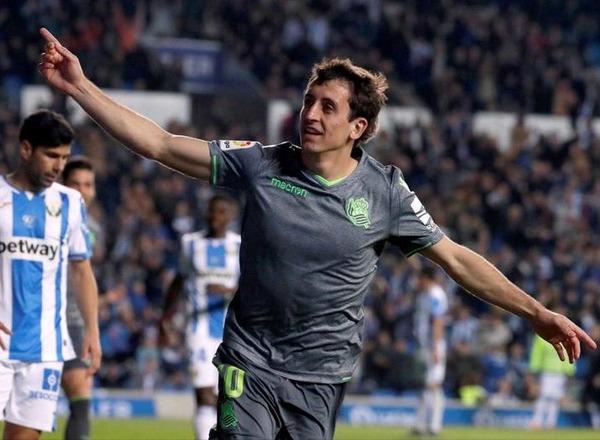 Прогноз на футбол: Реал Сосьедад – Леганес, Испания, Ла Лига, 13 тур (08/11/2019/23:00)