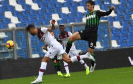 Прогноз на футбол: Сассуоло – Болонья, Италия, Серия А, 12 тур (08/11/2019/22:45)