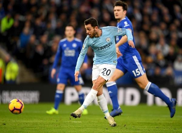 Прогноз на футбол: Манчестер Сити – Лестер, Англия, АПЛ, 18 тур (21/12/2019/19:30)