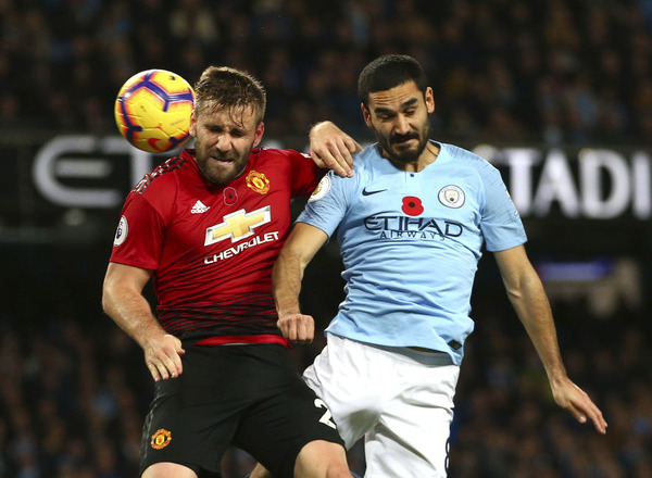 Прогноз на футбол: Манчестер Сити – Манчестер Юнайтед, Англия, АПЛ, 16 тур (07/12/2019/20:30)