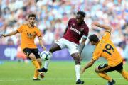 Прогноз на футбол: Вулверхэмптон – Вест Хэм, Англия, АПЛ, 15 тур (04/12/2019/22:30)