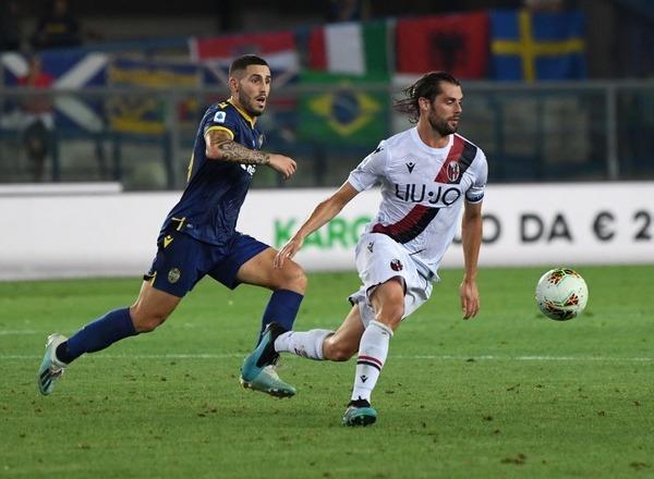 Прогноз на футбол: Болонья – Верона, Италия, Серия А, 20 тур (19/01/2020/17:00)