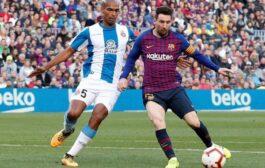 Прогноз на футбол: Эспаньол – Барселона, Испания, Ла Лига, 19 тур (04/01/2020/23:00)