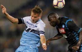 Прогноз на футбол: Лацио – Наполи, Италия, Серия А, 19 тур (11/01/2020/20:00)