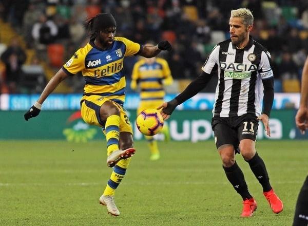 Прогноз на футбол: Парма – Удинезе, Италия, Серия А, 21 тур (26/01/2020/17:00)
