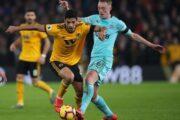 Прогноз на футбол: Вулверхэмптон – Ньюкасл, Англия, АПЛ, 22 тур (11/01/2020/18:00)