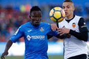 Прогноз на футбол: Хетафе – Валенсия, Испания, Ла Лига, 23 тур (08/02/2020/18:00)