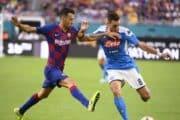 Прогноз на футбол: Наполи — Барселона, Лига Чемпионов, 1/8 финала (25/02/2020/23:00)