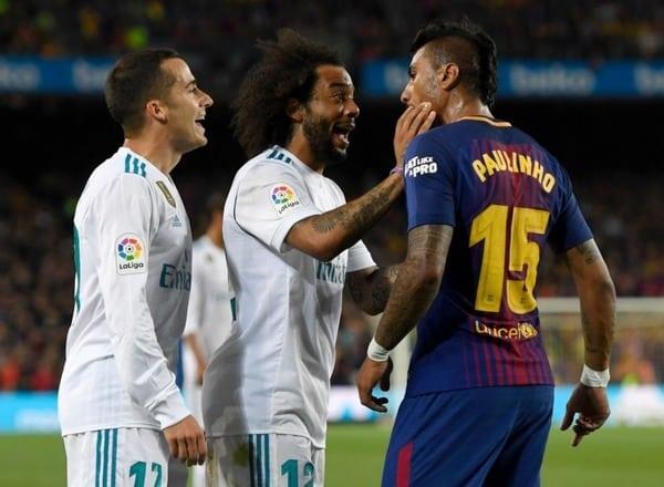 Прогноз на футбол: Реал Мадрид – Барселона, Испания, Ла Лига, 26 тур (01/03/2020/23:00)