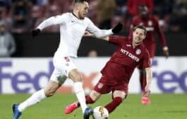 Прогноз на футбол: Севилья — ЧФР Клуж, Лига Европы, 1/16 финала (27/02/2020/23:00)