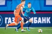 Прогноз на футбол: Зенит – Урал, Россия, Премьер-Лига, 22 тур (14/03/2020/16:30)