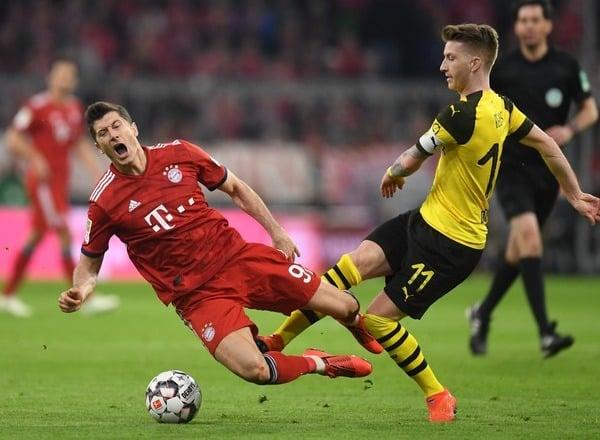 Прогноз на футбол: Боруссия Дортмунд – Бавария, Германия, Бундеслига, 28 тур (26/05/2020/19:30)