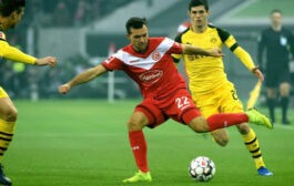 Прогноз на футбол: Фортуна – Боруссия Дортмунд, Германия, Бундеслига, 31 тур (13/06/2020/16:30)