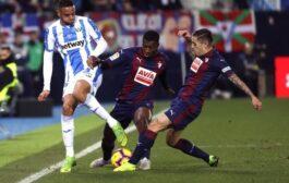 Прогноз на футбол: Эйбар – Леганес, Испания, Ла Лига, 35 тур (09/07/2020/20:30)