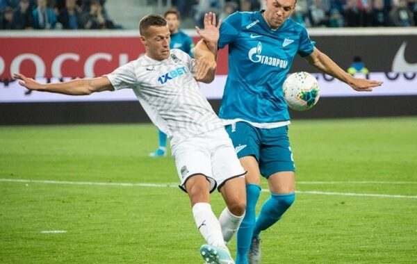 Прогноз на футбол: Краснодар – Зенит, Россия, Премьер-Лига, 26 тур (05/07/2020/20:30)