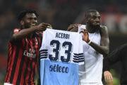 Прогноз на футбол: Лацио – Милан, Италия, Серия А, 30 тур (04/07/2020/22:45)