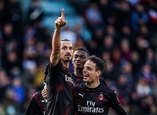 Прогноз на футбол: Милан – Кальяри, Италия, Серия А, 38 тур (01/08/2020/21:45)