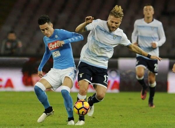 Прогноз на футбол: Наполи – Лацио, Италия, Серия А, 38 тур (01/08/2020/21:45)