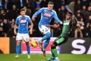 Прогноз на футбол: Наполи – Сассуоло, Италия, Серия А, 36 тур (25/07/2020/22:45)