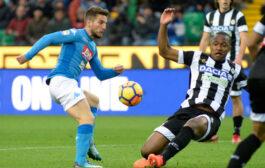 Прогноз на футбол: Наполи – Удинезе, Италия, Серия А, 34 тур (19/07/2020/20:30)