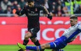 Прогноз на футбол: Сампдория – Милан, Италия, Серия А, 37 тур (29/07/2020/20:30)