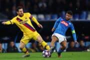 Прогноз на футбол: Барселона — Наполи, Лига чемпионов, 1/8 финала (08/08/2020/22:00)