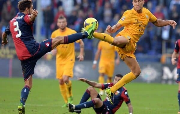 Прогноз на футбол: Дженоа – Верона, Италия, Серия А, 38 тур (02/08/2020/21:45)