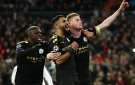 Прогноз на футбол: Манчестер Сити — Реал Мадрид, Лига чемпионов, 1/8 финала (07/08/2020/22:00)