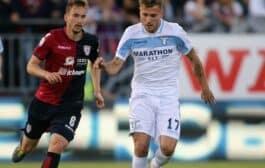 Прогноз на футбол: Кальяри – Лацио, Италия, Серия А, 2 тур (26/09/2020/19:00)