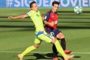 Прогноз на футбол: Хетафе – Осасуна, Испания, Ла Лига, 2 тур (19/09/2020/19:30)