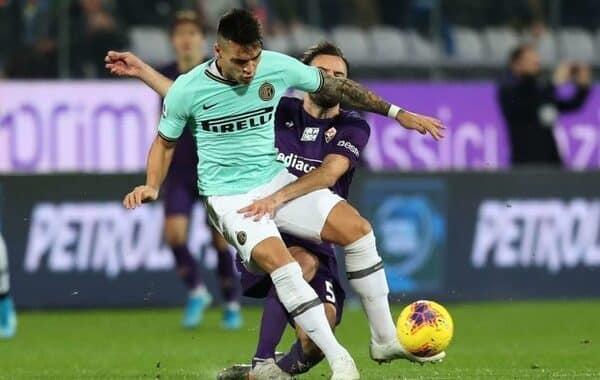 Прогноз на футбол: Интер – Фиорентина, Италия, Серия А, 2 тур (26/09/2020/21:45)