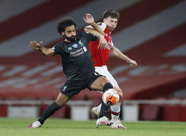 Прогноз на футбол: Ливерпуль – Арсенал, Англия, АПЛ, 3 тур (28/09/2020/22:00)