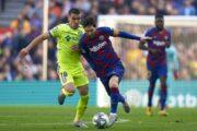 Прогноз на футбол: Хетафе – Барселона, Испания, Ла Лига, 6 тур (17/10/2020/22:00)