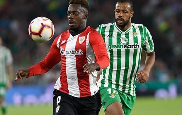 Прогноз на футбол: Атлетик Бильбао  – Бетис, Испания, Ла Лига, 10 тур (23/11/2020/23:00)