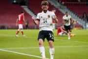 Прогноз на футбол: Бельгия – Дания, Лига наций (18/11/2020/22:45)