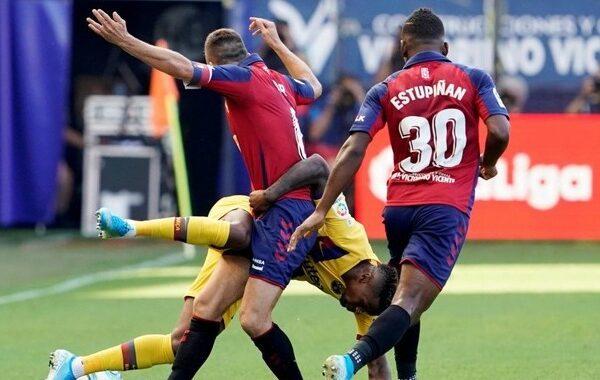 Прогноз на футбол: Осасуна – Уэска, Испания, Ла Лига, 10 тур (20/11/2020/23:00)