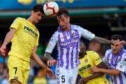 Прогноз на футбол: Вильярреал – Вальядолид, Испания, Ла Лига, 8 тур (02/11/2020/23:00)
