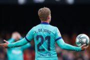 Прогноз на футбол: Барселона – Валенсия, Испания, Ла Лига, 14 тур (19/12/2020/18:15)