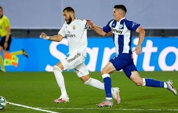 Прогноз на футбол: Алавес – Реал Мадрид, Испания, Ла Лига, 20 тур (23/01/2021/23:00)