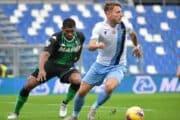 Прогноз на футбол: Лацио – Сассуоло, Италия, Серия А, 19 тур (24/01/2021/20:00)