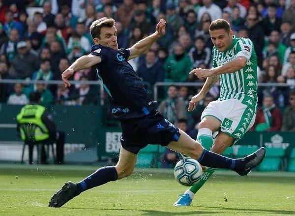 Прогноз на футбол: Реал Сосьедад – Бетис, Испания, Ла Лига, 20 тур (23/01/2021/20:30)